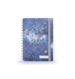 Tri Coastal diary 2021 - 12 months - it's written in the stars
