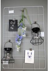 HouseVitamin memo rack - HV (white)