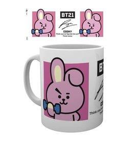 mug - BT21 - Cooky