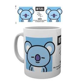 mug - BT21 - Koya