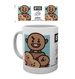 mug - BT21 - shooky