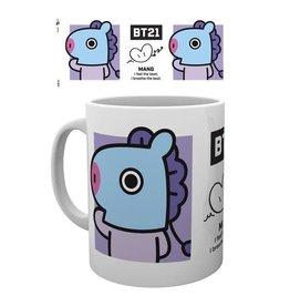 mug - BT21 - Mang