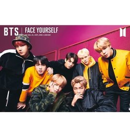 Hole In The Wall poster BTS - face yourself