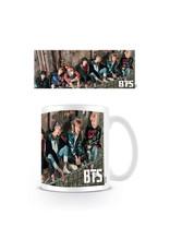 mug - BTS - Confetti