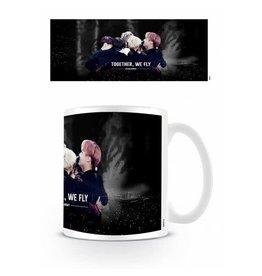 mug - BTS - together we fly