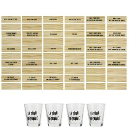 Le Studio drinking game - tower (8)