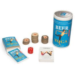 Bier Yoga spel