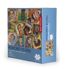 Kikkerland Honored Elders Puzzel