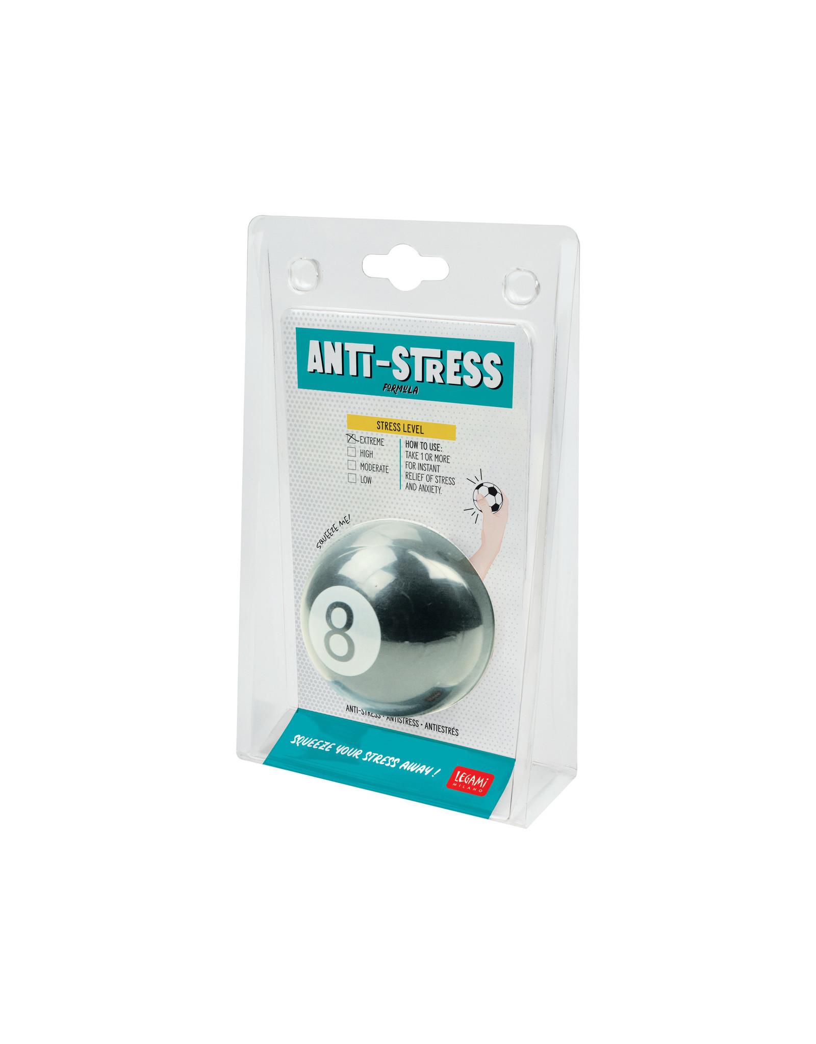 Legami stress ball - 8 ball