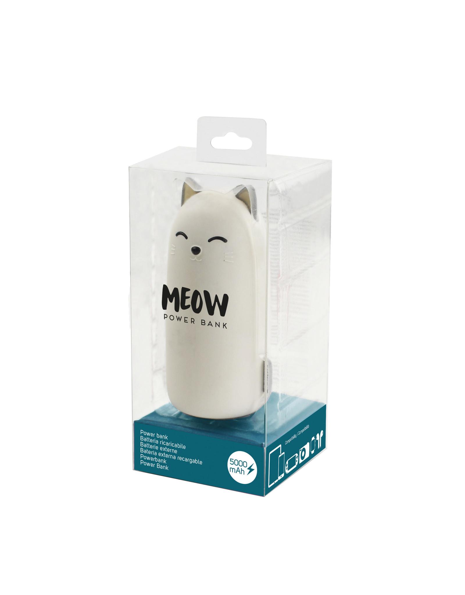Legami power bank cat - meow