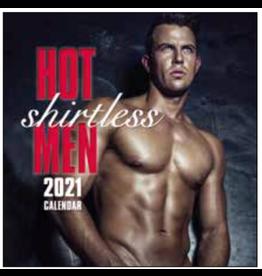 calendar 2021 - 30x30 - hot shirtless men