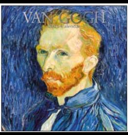kalender 2021 - 30x30 - Van Gogh