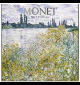 kalender 2021 - 30x30 - Monet
