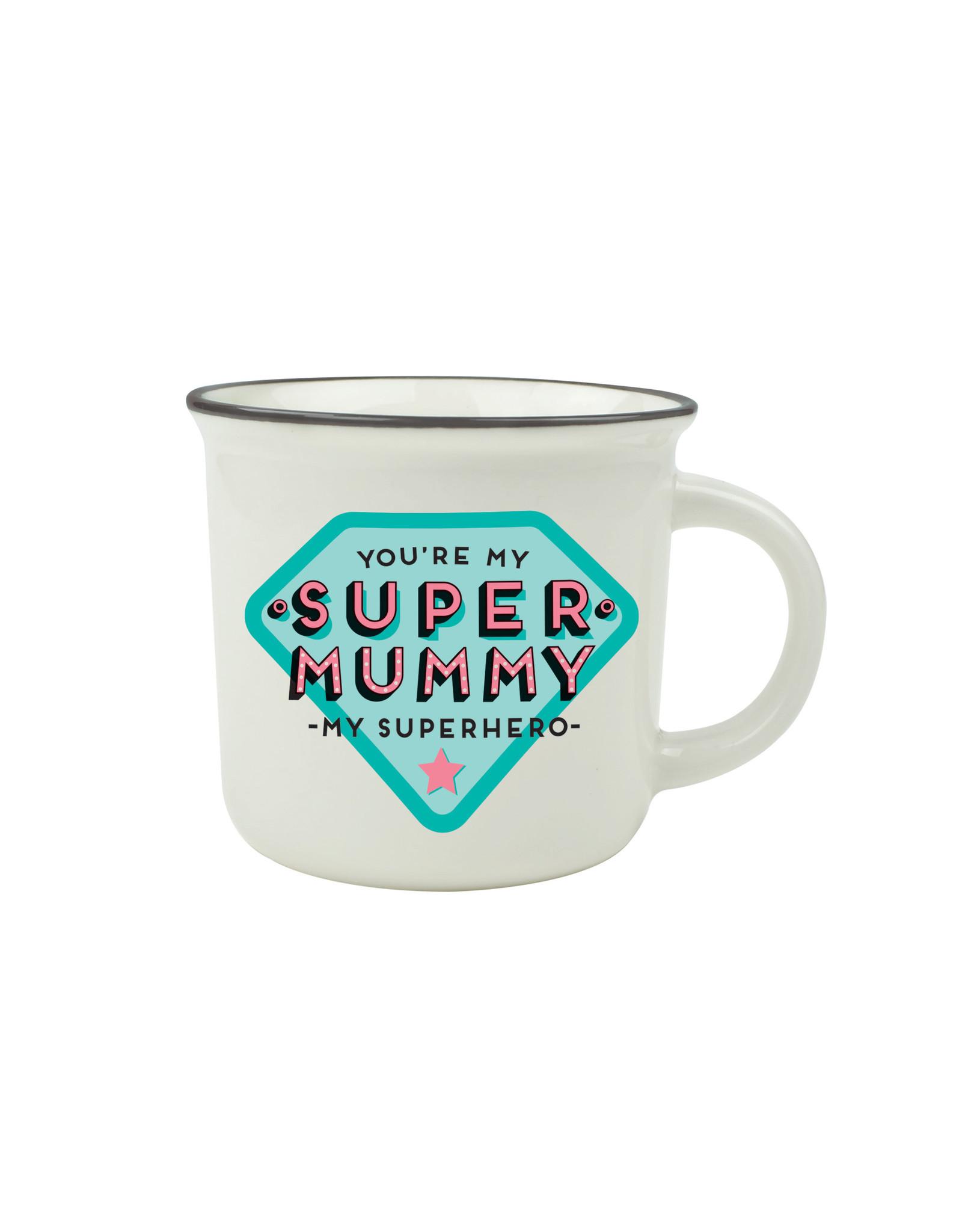 Legami mug puccino - super mummy