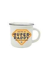 Legami mug puccino - super daddy