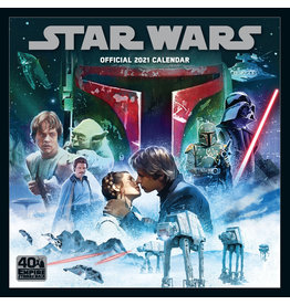 calendar 2021 - 30x30 - Star Wars