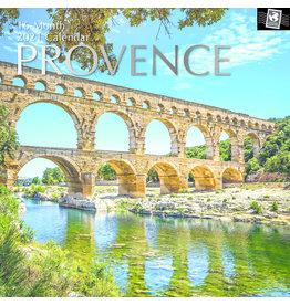 kalender 2021 - 30x30 - Provence