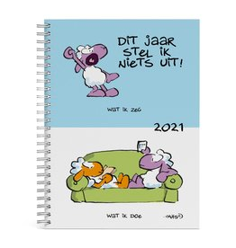 agenda 2021 - bureau - vis