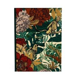 diary 2021 - wired -botanic (birds)
