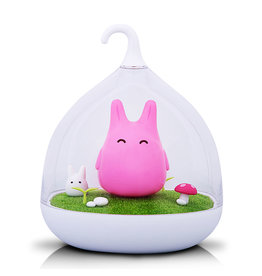 night light - touch sensor - bunny