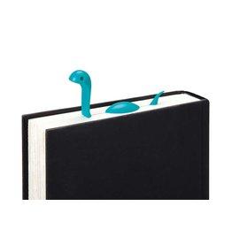 Ototo bookmark - nessie tale (turquoise)