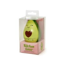 Legami keukenwekker - avocado