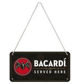 hangbordje - bacardi
