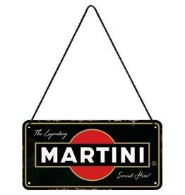 hanging sign - martini