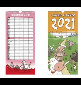 Lannoo familie kalender - stier