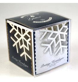 Paperclip Doos Kerstkaarten - glitter & glamour