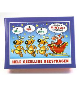 Paperclip Doos Kerstkaarten - you've got mail