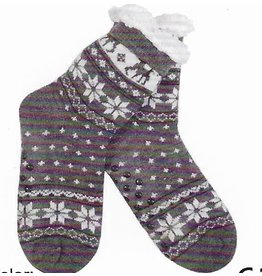Lietho winter socks - Norway (grey) (39-42)