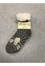 Lietho winter stockings (grey) - 39-42