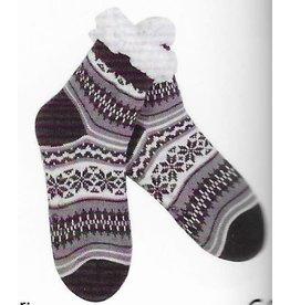 Lietho winter socks - Norway (black/grey/white) (35-38)