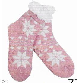 Lietho winter socks - Norway (pink) (39-42)