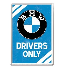 kaart - BMW drivers only