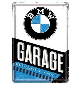 card - BMW garage