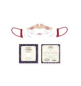 herbruikbaar mondmasker - Kerstman