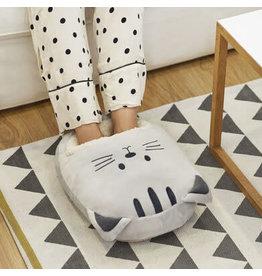 foot warmer - kitty