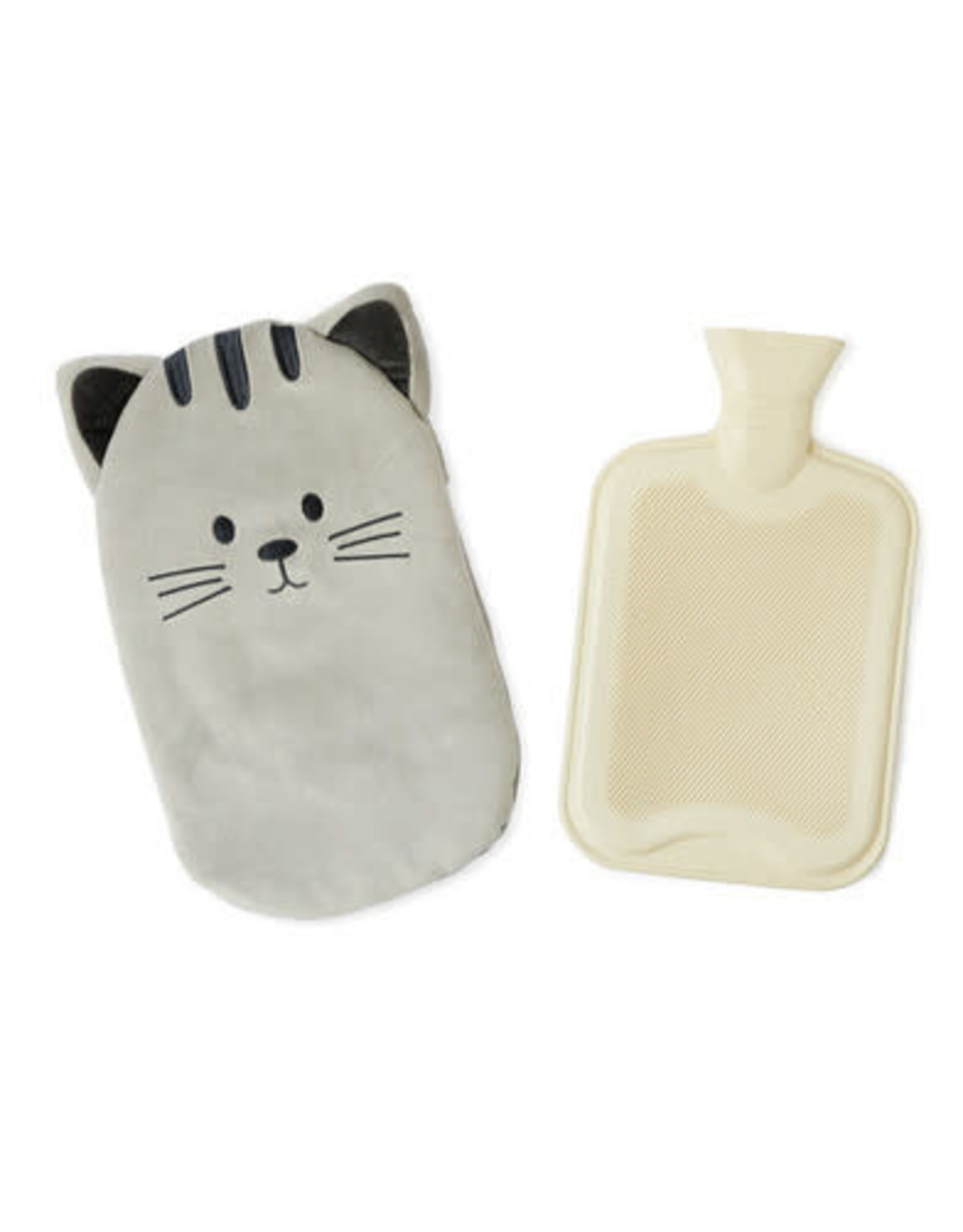 hot water bottle - kitty
