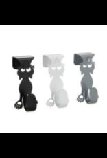 cupboard hook - curious cat (3pcs)