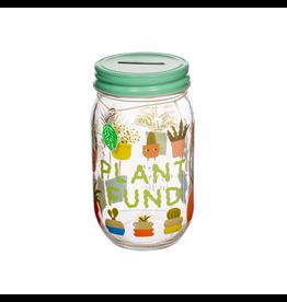 moneybox - plant fund