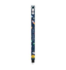 Legami erasable pen - space (black ink)