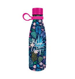 Legami 500ml hot & cold drinkfles - flora