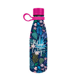 Legami 500ml hot & cold - drinking bottle - flora