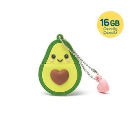 USB stick - avocado