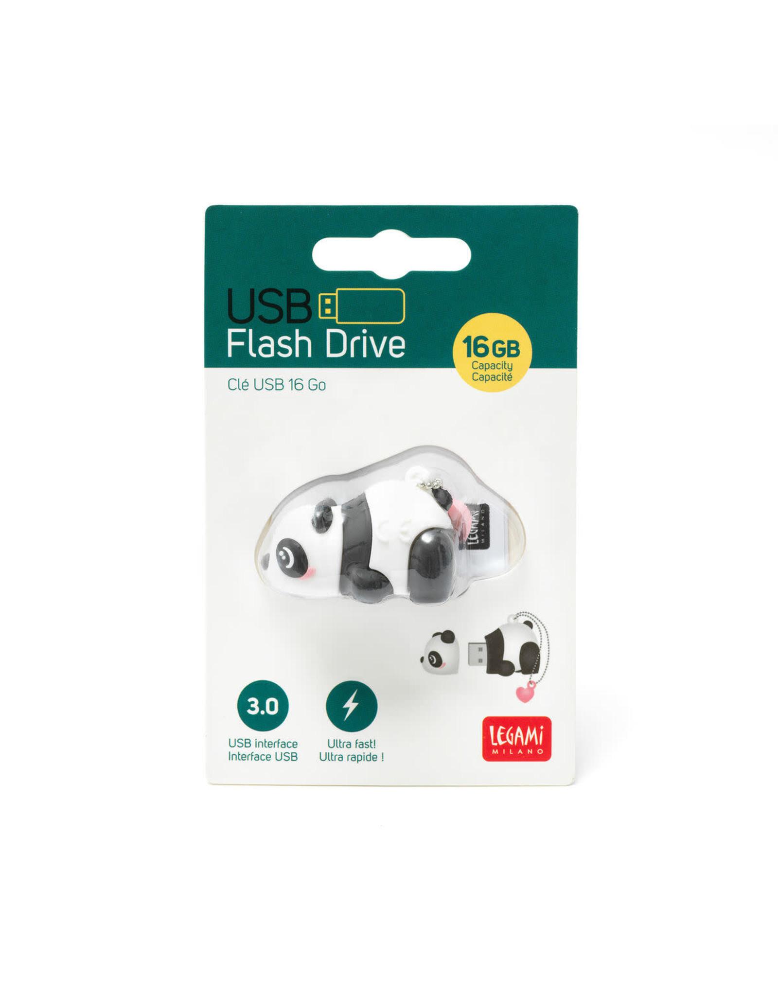 USB flash drive - panda