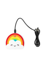 wireless charger - rainbow
