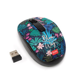 wireless mouse - flora