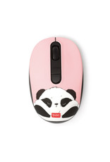 wireless mouse with panda design